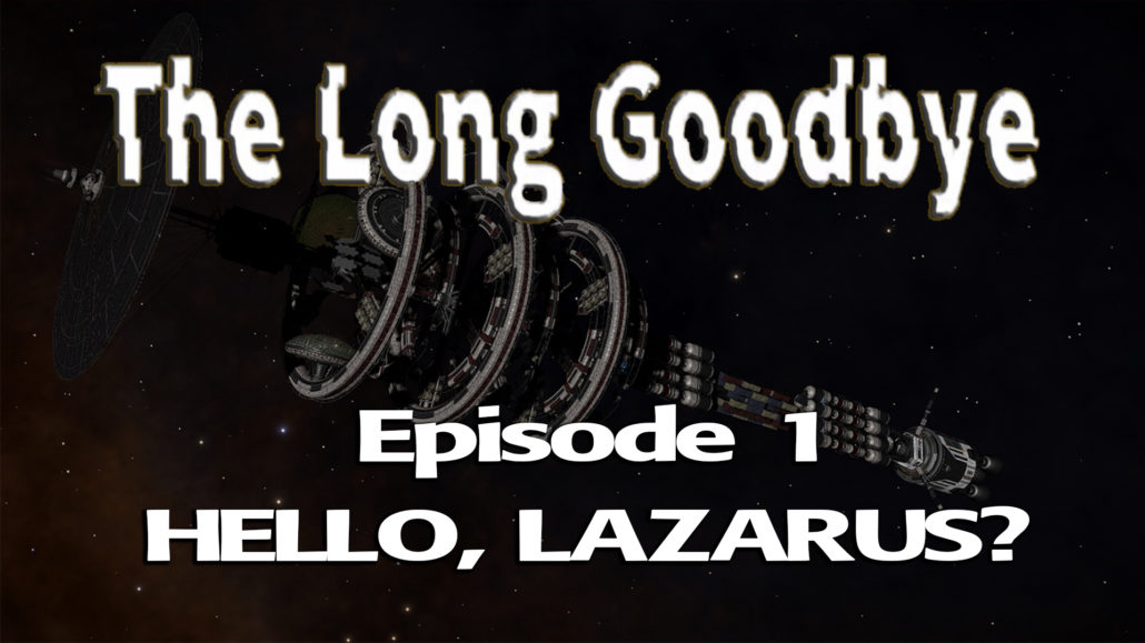 Episode 1: Hello, Lazarus (11:55)